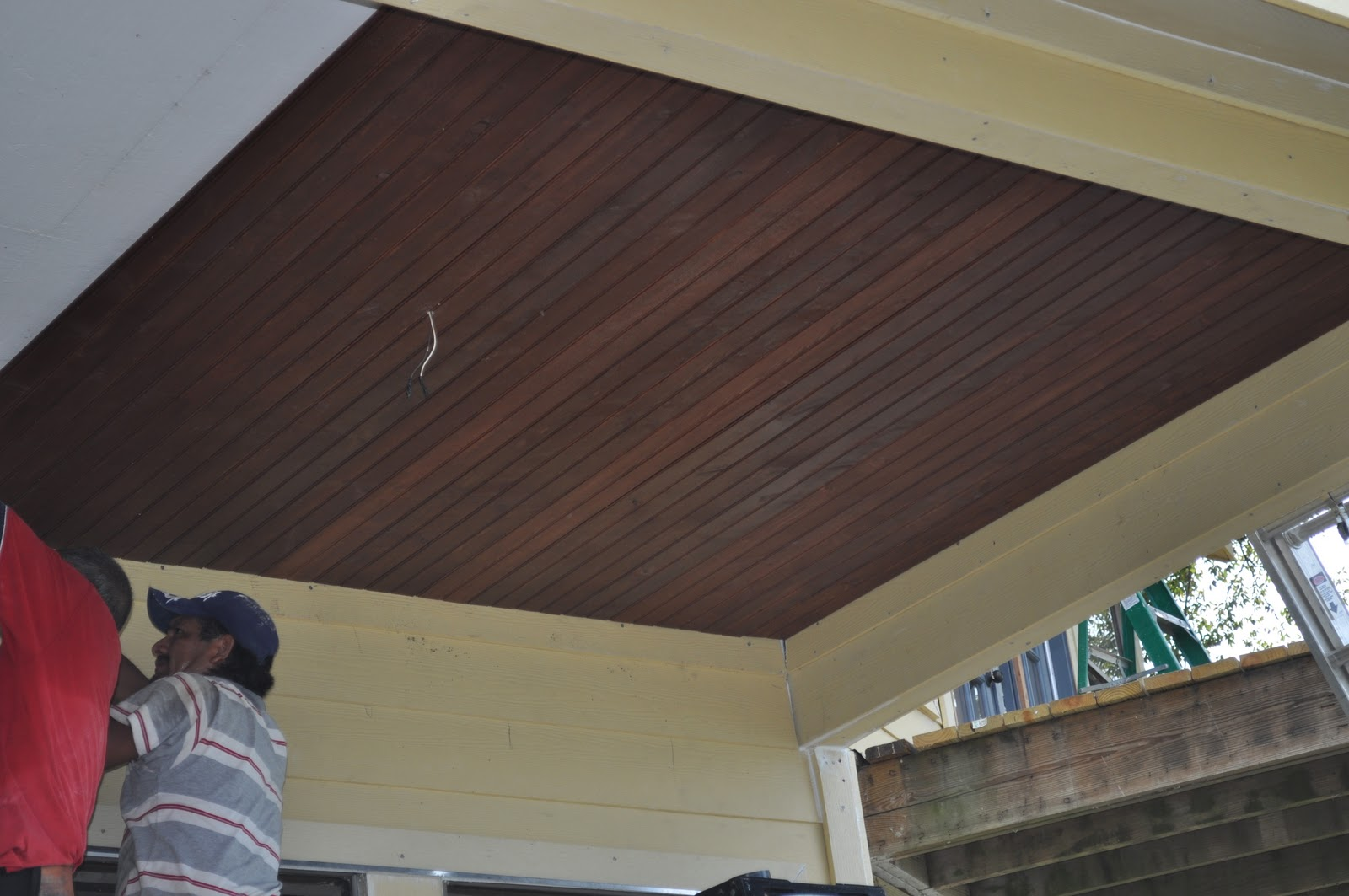 Decosee Plywood Ceiling