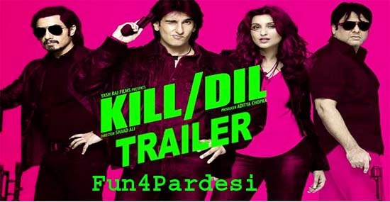 Latest Bollywood Movie Kill Dill