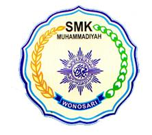 smk muhammadiyah wonosari smk muhammadiyah wonosari logo smk