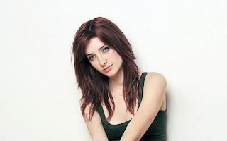 Beautiful Hair Lips Susan Coffey Model HD Wallpaper