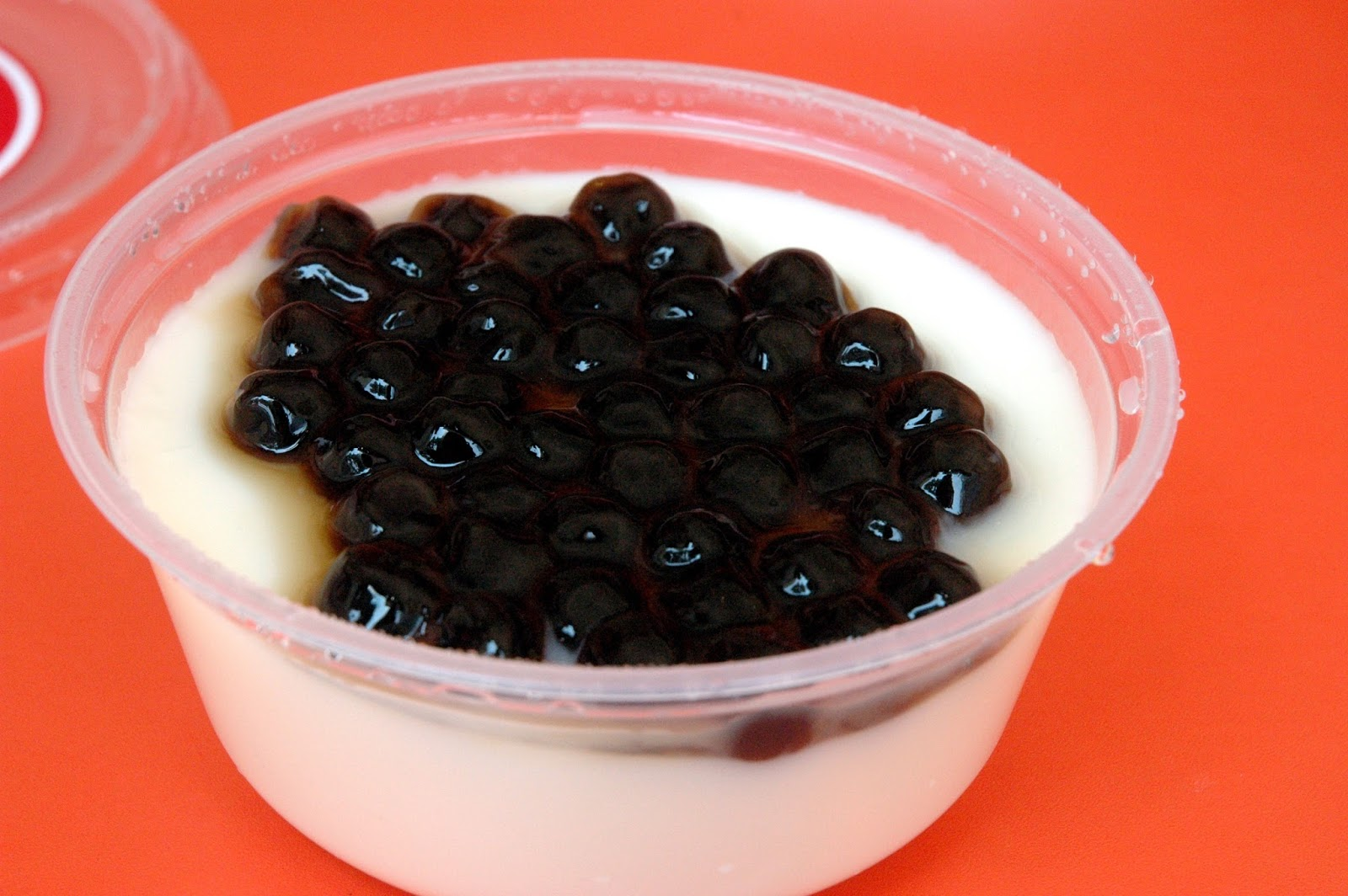 different yet familiar flavor, go for the Chilled Almond Bean Curd ...
