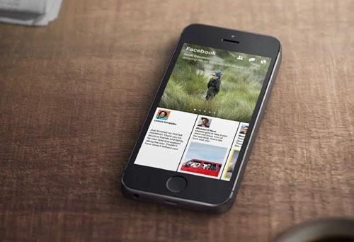 Facebook Paper for iOS