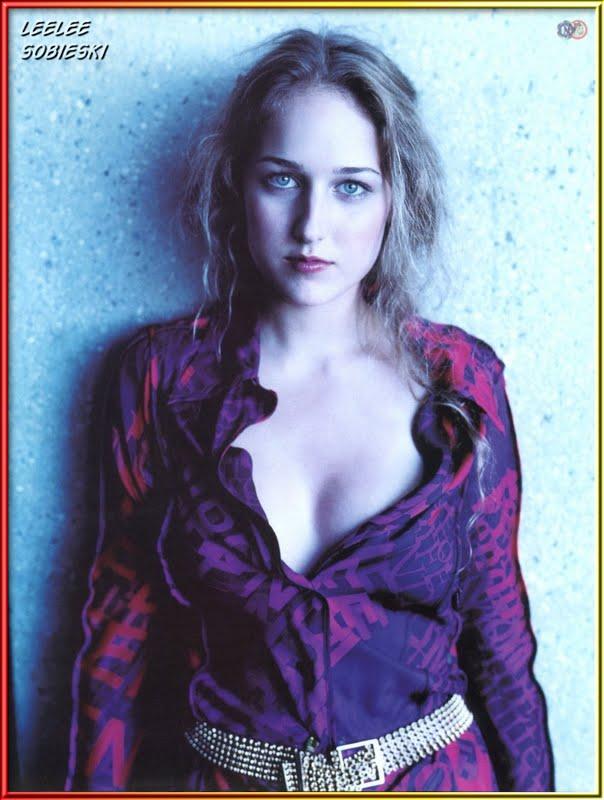 American Actress Leelee Sobieski