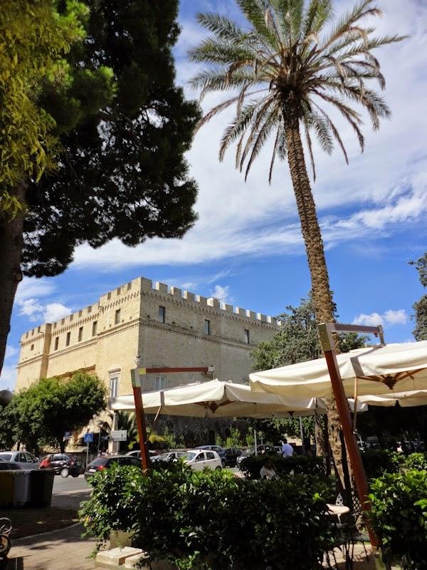 Francavilla Fontana Imperiali Castle