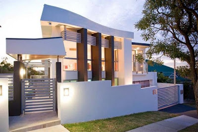 Picture Collection Of Minimalist House Design