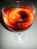 Wine Glass Red Wine