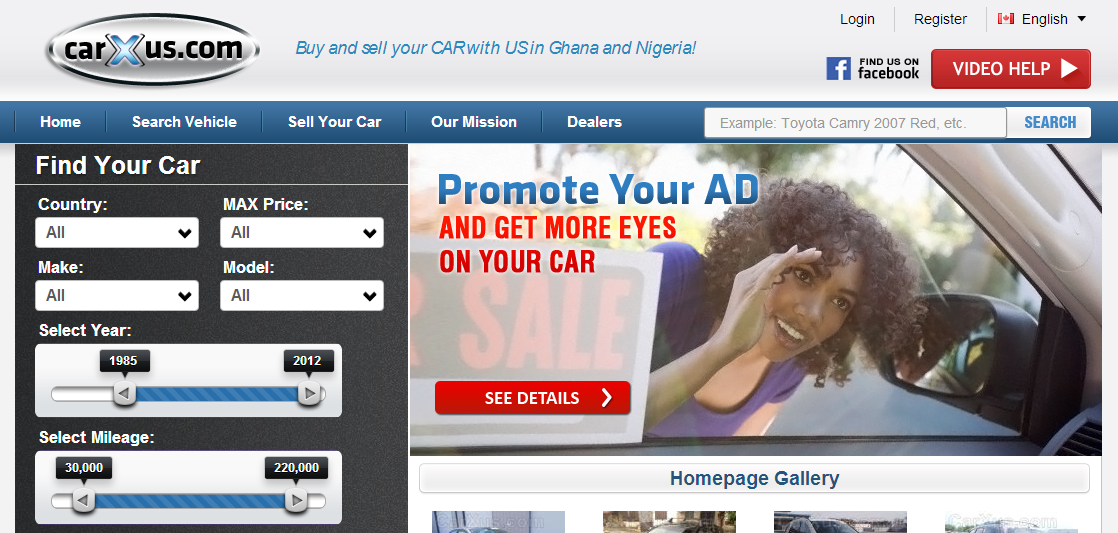 Used cars online   Cantech
