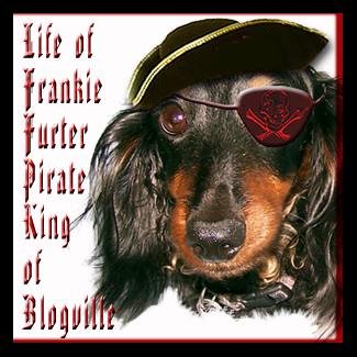 Frankie Furter Pirate King!