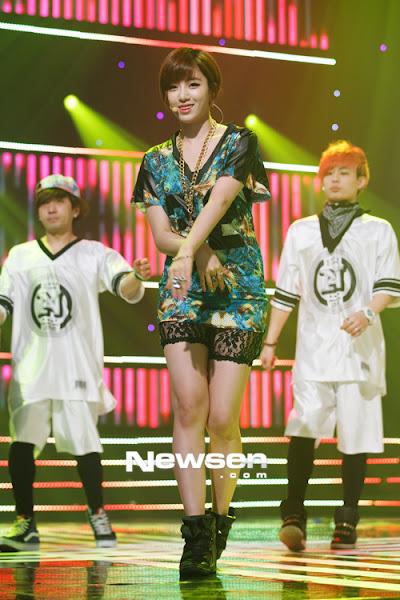 T-ara N4 di M!Countdown 23 Mei 2013