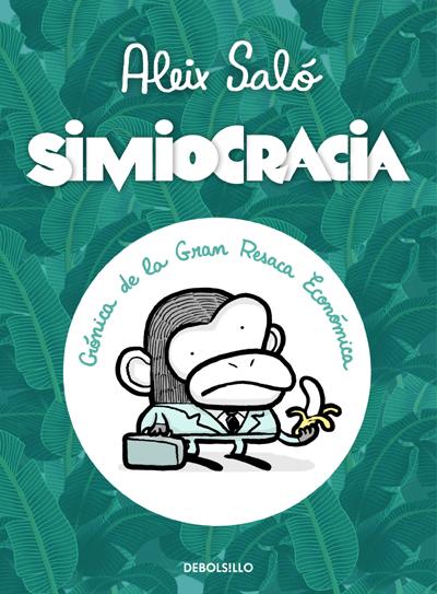 Portada Simiocracia por Aleix Saló
