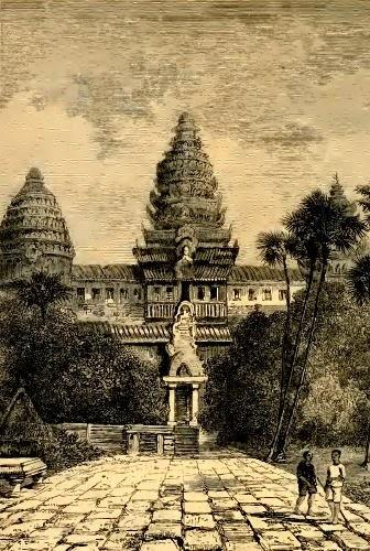 Mahendraparvata, Angkor Wat