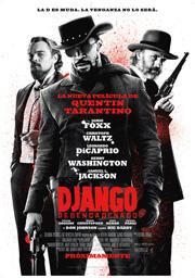 Django desencadenado. Quentin Tarantino, 2012
