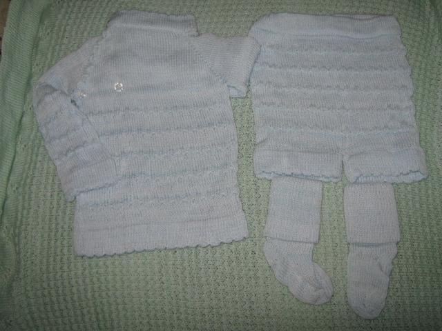 ropa de bebe hilo