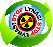 Anti - Lynas