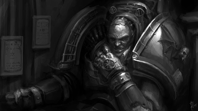 Chaos Marines: Warlord Traits Built In, Ahriman, The Legion Compromise