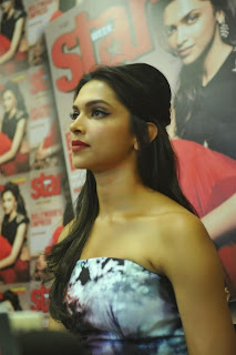 Actress Deepika Padukone Latest Pictures at Starweek Magazine Diwali Special Edition Launch 0023
