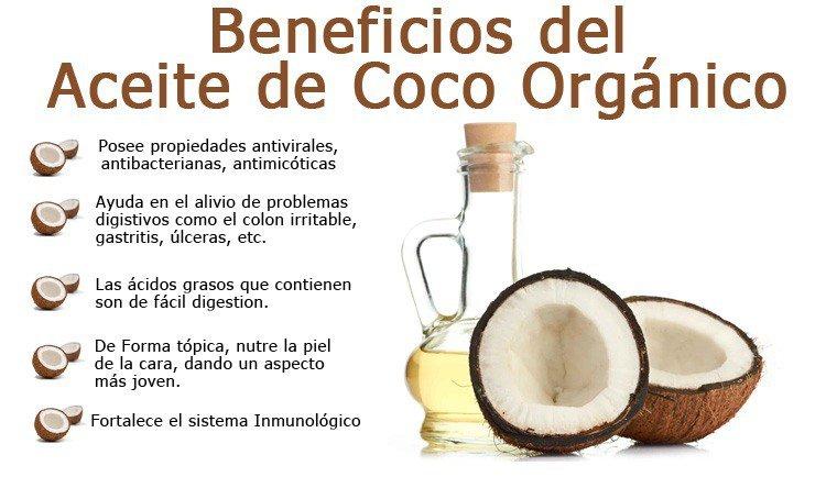Aceite de Coco $220.00