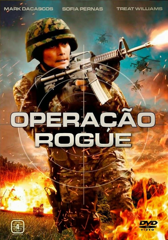 Operação Rogue – Dublado (2014)