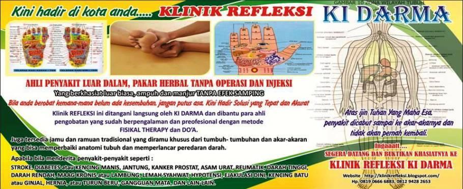 Klinik Refleksi KI DARMA