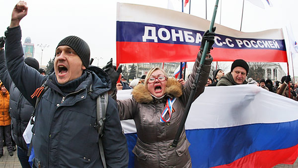 Russian passports could end the war in Donbass