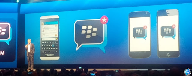 BlackBerry Messenger | BBM For IOS | BBM For Android | Review