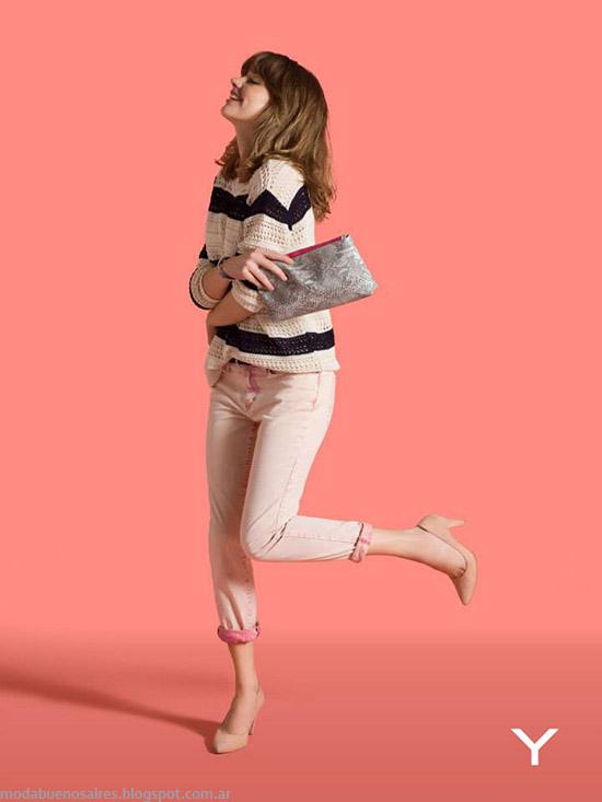 Sweaters Yagmour primavera verano 2015 moda.