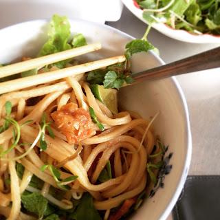 vietnam, otcb on tour, cao lau, hoi an noodles, noodles