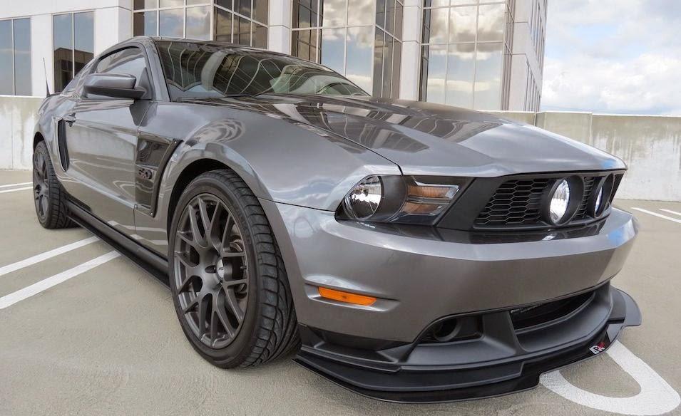 Custom Mustang Parts