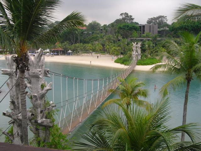 Excursion a Sentosa en Singapur