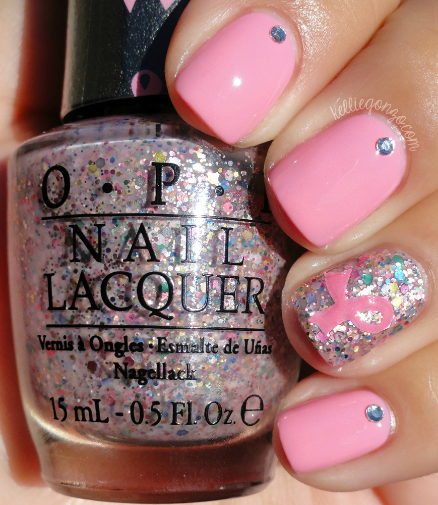 OPI Pink of Hearts 2013 Set