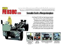 MITSUBISHI FE 83 BC CHASSIS 110 PS 6 BAN