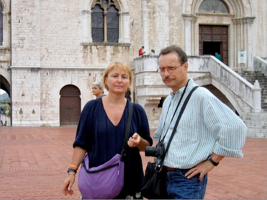 9 settembre 2005, a Gubbio.