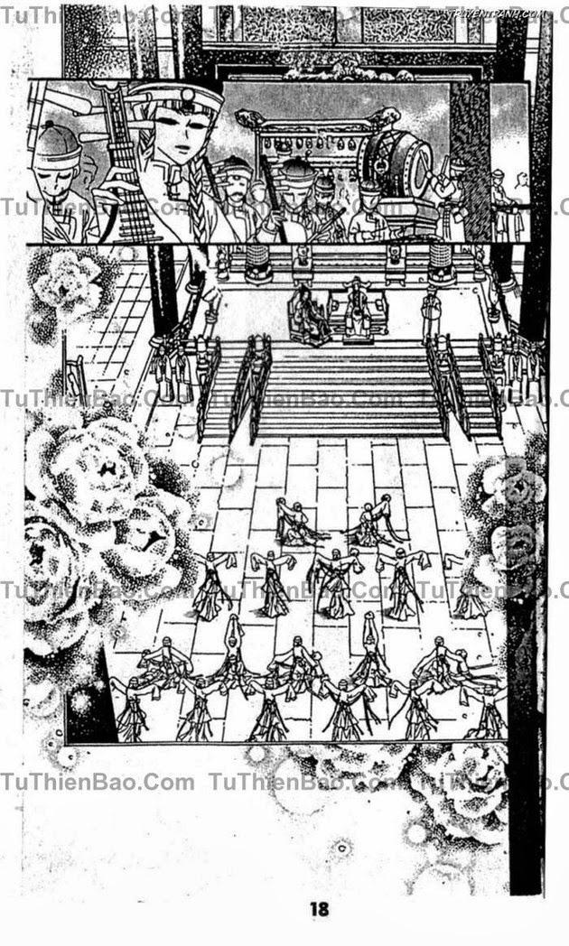 Công Chúa Bướng Bỉnh Chapter 1 - Trang 13