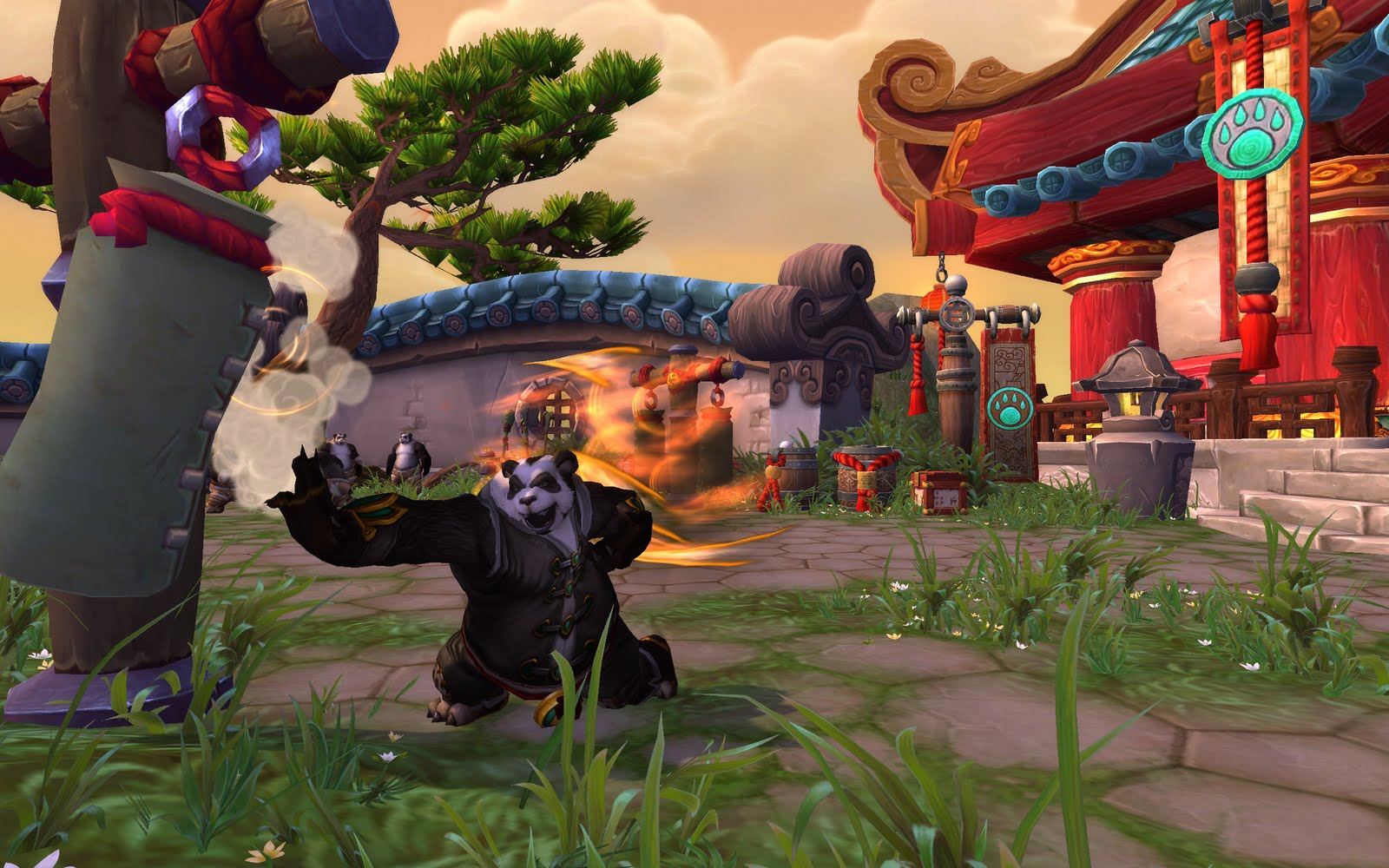 Video hentay del wow of pandarian video  porn clip