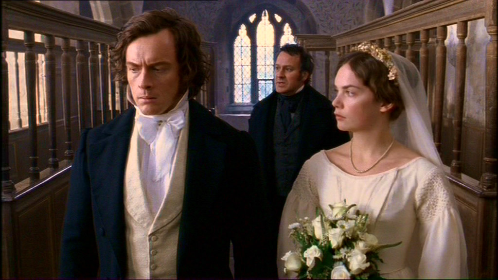 jane eyre vs the fall of This weekend, the stormy, deluxe new version of jane eyre opens, and in just  about every way the rituals that.