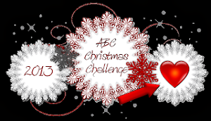 ABC Christmas Challenge - Wed