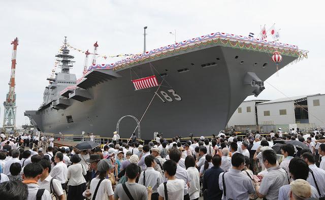 JS Izumo (DDH-183)