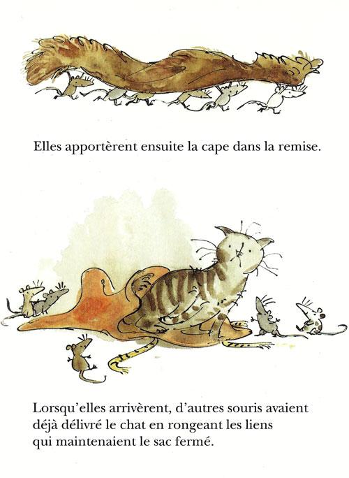 Chroniques d 39 asteline jeunesse le chat ne sachant pas - Coup de gigot roald dahl texte integral ...