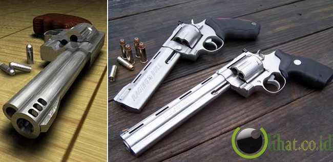 44 Magnum Revolver