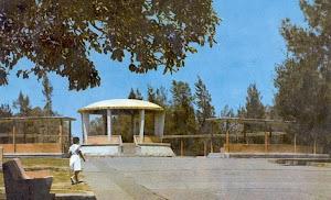 Kiosko en La Loma de Tepic