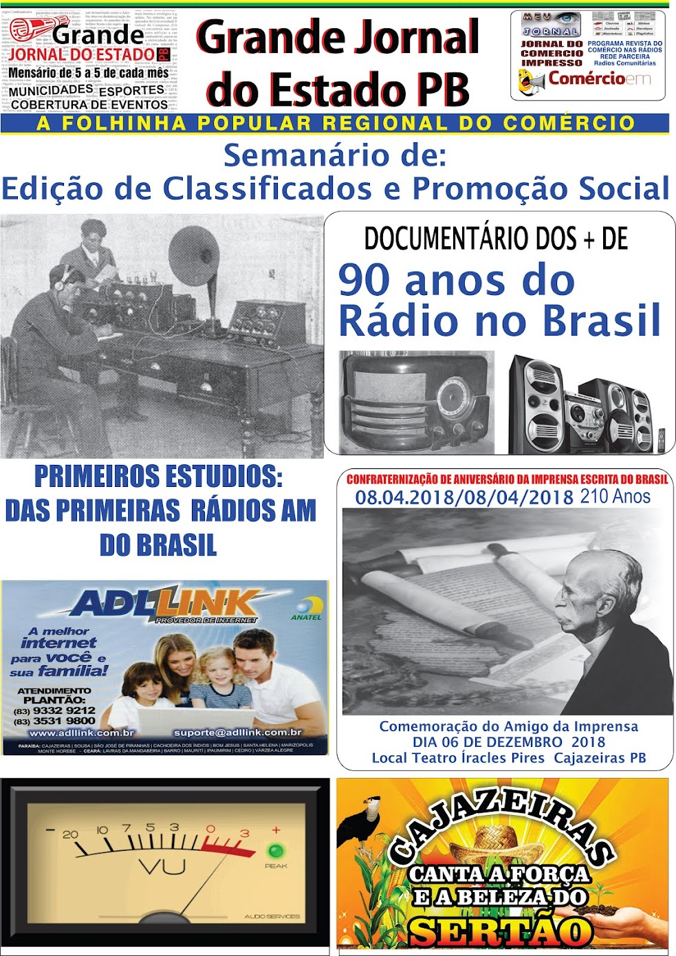 BLOG  GRANDE JORNAL DO ESTADO PB