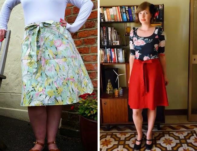Miette sewing pattern