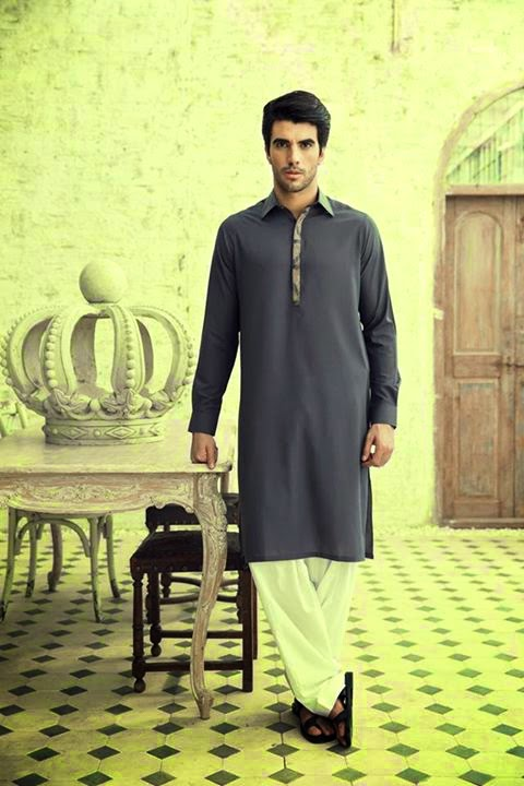 Bonanza Men Eid Collection 2014