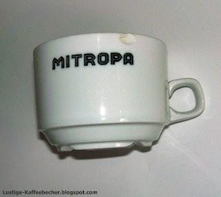 mitropa kaffeetasse