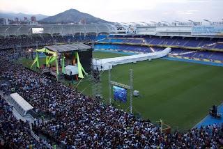 El Ministerio de Cultura autoriza el uso de los estadios para conciertos