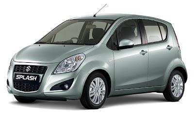 Harga dan Spesifikasi Suzuki Splash