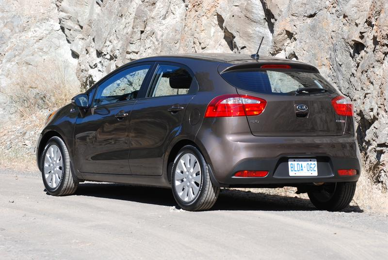 Best Car Models  Kia 2012 Rio 5 Door