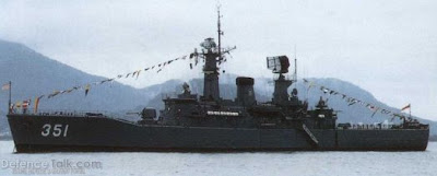 INDONESIAN NAVY FRIGATE
