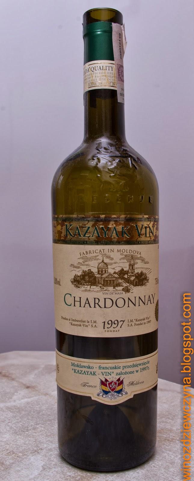 Wino białe Kaufland