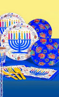 Festive Hannukah Party Pack